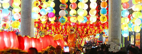 欢乐中国年,网友晒年味!2020春节图文视频直播